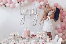 baby shower / beautiful babyshower ideas.