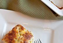 SANE Egg Dishes