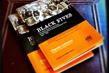 "Book Series / All about the ""Black Fives"" series of books."