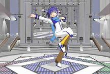 MMD ( Miku Miku Dance )
