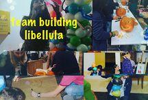 team building Libellula