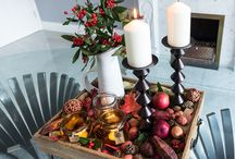 Vignette & Centrepieces / The Devil is in the detail. It's the little things that brings a space to life.
