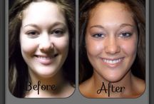 Before and afters / Our clients after they have had our amazing airbrush tan!