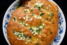recepty z Indie - chléb a jiné pečivo