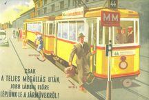 Hungarian retro posters / Magyar retró plakátok