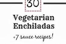recetas vegetarianos / lunch and dinner recipes