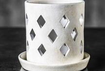 keramikk lykt