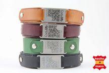Pulsera Codylife Cuero / Un complemento de moda que nos brinda seguridad y confianza con una excelente presentación para regalo