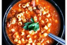 Soups / by Cynthia Landry