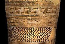 Grec geometric period