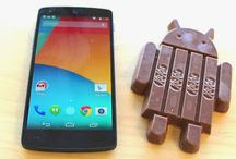 ANDROID 4.4 KITKAT  / PREPARE FOR A SWEET NEW TREAT