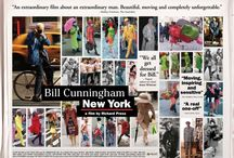 Bill Cunningham New York / Photos by and of Bill Cunningham. See Bill Cunningham New York on iTunes or DVD now from Dogwoof!