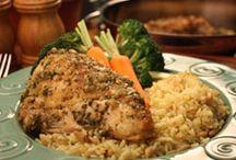 Recipes - Chicken/Turkey / by Barbara Moore