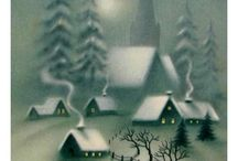 Christmas Cards / Vintage
