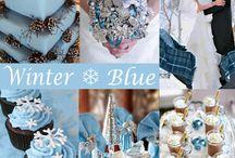 Vinter bryllup