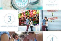 Best of 2014 Weddings / Favorite Wedding Trends from 2014
