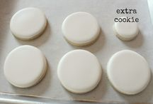 decorando galletas con tecnica