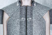 geometrikus szabás - geometric tailoring