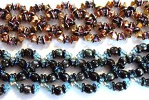 beadweaving - right angle weave / by The Crafter's Apprentice