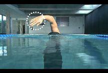 Swimming technigue
