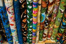 Murray's Fabrics / These are actual fabrics we have in store