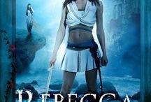 Book II : Rebecca Newton and the Last Oracle / Images for the 2nd book in the Rebecca Newton saga.