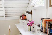 Garage guest suite / by Alexandra S