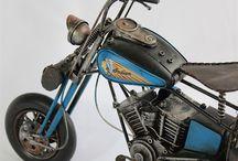 Model Motorsiklet