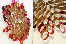 papír dekorágiók