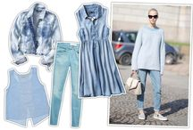 Denim Days / We love denim! From chambray shirts to embroidered jeans, get your denim fix right here. / by TeenVogue