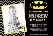 Batman Party / by Devon Bailey