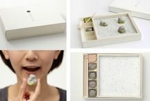 Food: Japanese sweets / The traditional Japanese sweets are known as wagashi. The traditional ingredients are red bean paste and mochi, but today many modern sweets and desserts exist too. Enjoy!