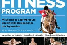 Rider Health and Fitness / by Ripon Equestrian