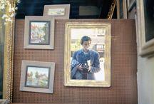 The Un-Selfie / The Self-Portrait
