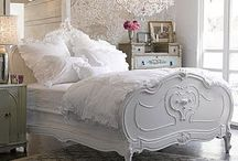 Shabby Chic Decor / Beautiful shabby chic interiors. Inspiration for shabby chic interior design and home decor ideas.