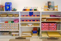 beautiful Montessori Classrooms