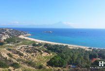 HalkidikiTravel.com - Klimataria beach in Halkidiki