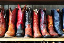 Cowboy Boots / by Jacqueline Dinowitz