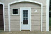 Door Ideas / These are some of the doors we have installed, if you like one we can install one for you as well!