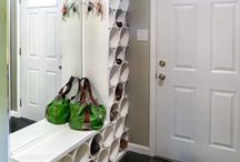 lemari sepatu