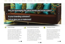 Web Design / WordPress Responsive Web Design by WahineMedia.com / by Karen Weikert