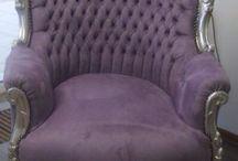 Barok stoelen / Sofa's