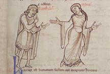 Beth's 12th Century Doll Inspiration