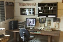 Men office space / Men office space