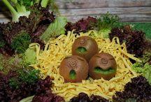 Fruit & veg creations