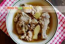 Best Chinese Confinement Recipes / Confinement diet. Chinese confinement diet. Confinement recipe. Post natal diet. Chinese herbs. Tonic soup and herbs