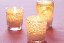 Candles Light Up My Life / by Sol