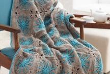 Crochet Blankets / Crocket Blanket ideas