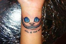 Tetování - nápady
