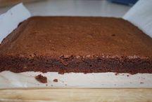 Choc brownies